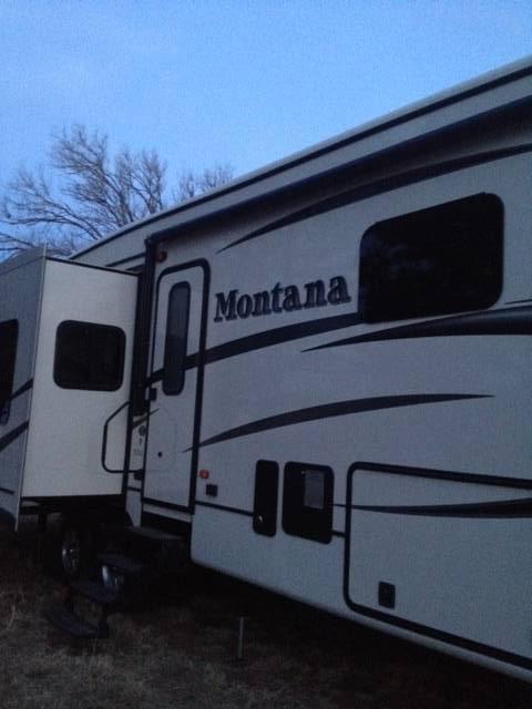2014 Keystone Montana 3900FB