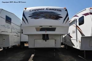 2008 Keystone Copper Canyon 252FWRLS