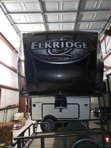 2016 Heartland ElkRidge 39MBHS