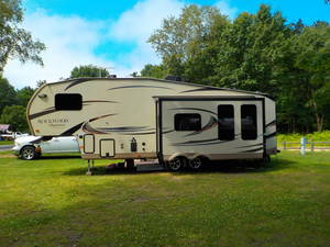 2016 Forest River Rockwood Signature Ultra Lite 8280WS