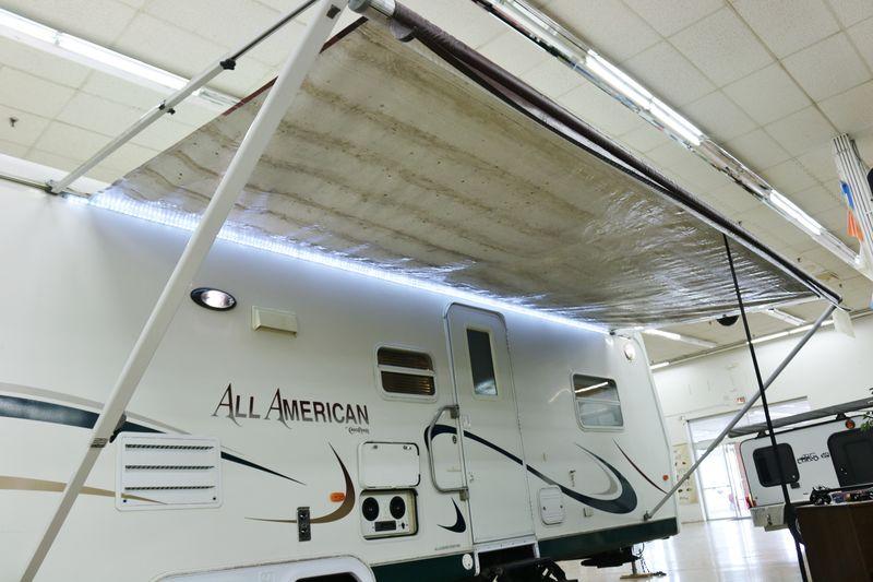2002 CrossRoads All American 1031 FBSB