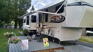 2013 Keystone Montana Mountaineer 358RLT