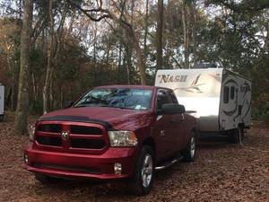 2015 Dodge Ram 1500 EXPRESS QUAD 4 Door CAB V6