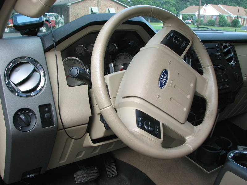 2008 Ford F-350 Lariat Super Duty