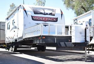 2012 Forest River Cherokee Wolf Pack Sport 21WP