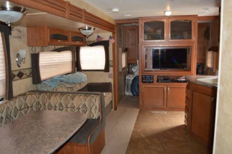 2011 Jayco Jay Flight G2 32bhds Travel Trailers Rv For Sale By Owner In Lemoore California