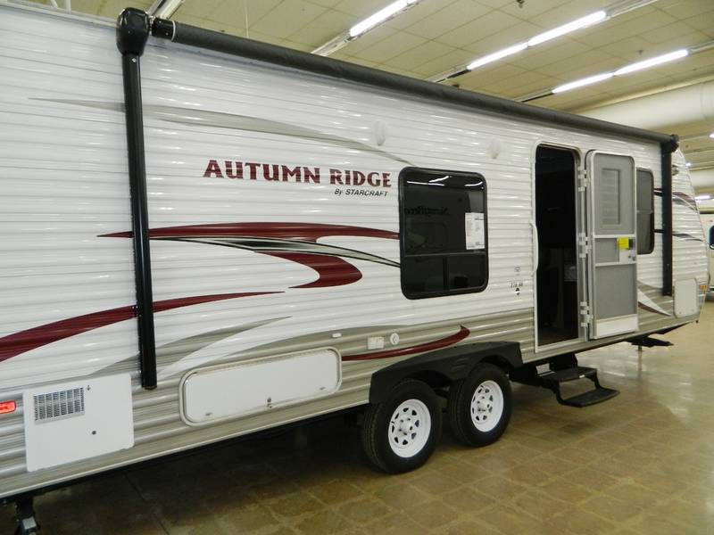 2014 Starcraft Autumn Ridge 278BH