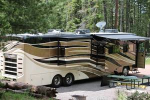 2012 Holiday Rambler Endeavor 43DFT