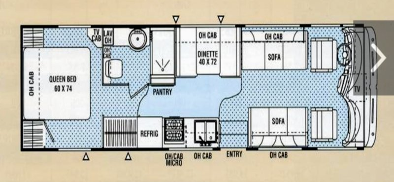 8419692_5 1996 coachmen catalina 322qb, class a diesel rv for sale by owner