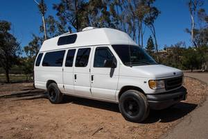 1998 Ford Club Wagon Conversion