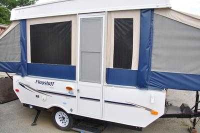 2010 Forest River Flagstaff 206LTD
