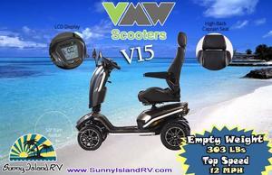 2018 X-treme Scooters  Vita Mobility Werks V15