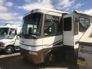 2002 Holiday Rambler Vacationer 32PBD