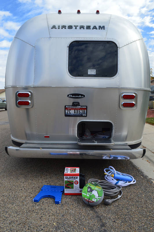 2016 Airstream Flying Cloud 19CNB