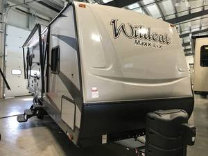 2018 Forest River Wildcat Maxx 255RLX