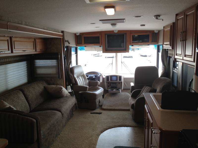 2007 Winnebago Sightseer 35J