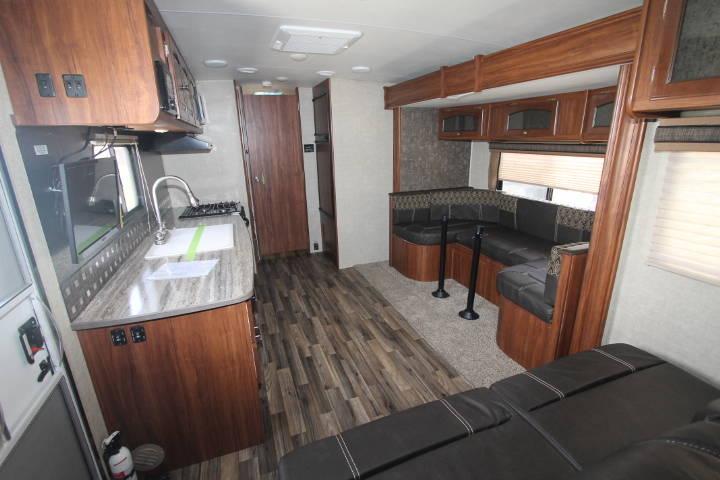 2015 Heartland North Trail 22FBS