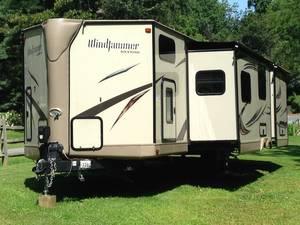 2015 Forest River Rockwood Windjammer 3006W