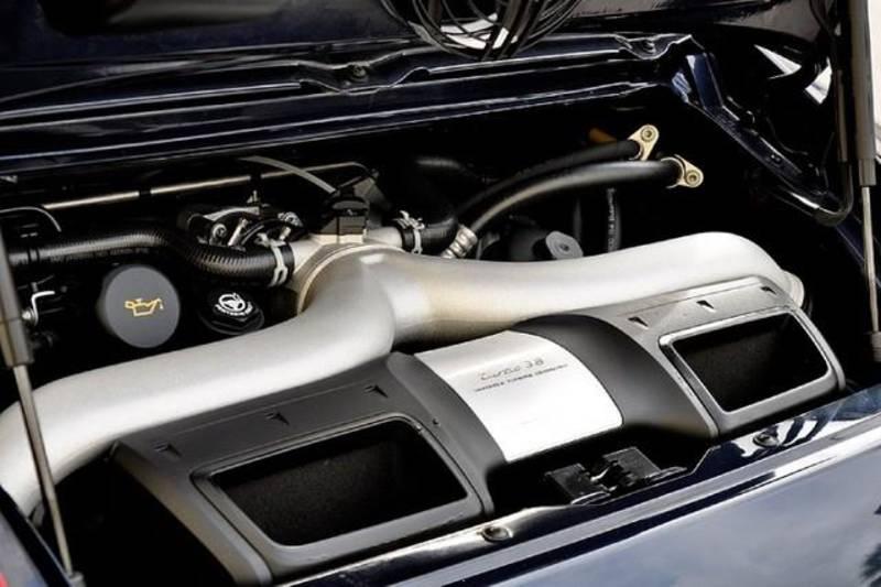 2012 Porsche Porsche 911 Turbo