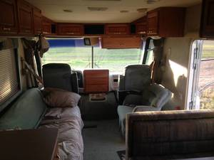 1997 Holiday Rambler Vacationer 32CG